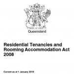 Residential Tenancies ACT 2008 QLD, RentEzy