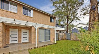 Merrylands 3 bed 2 bath townhouse