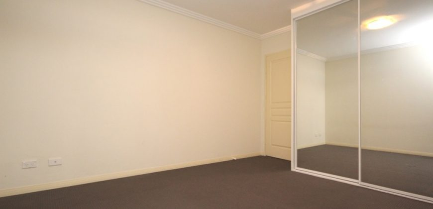 Homebush West split level apartment