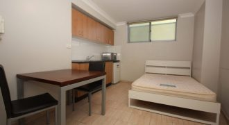 Petersham studio apartment for rent