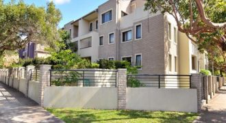 Homebush West 1 bed unit