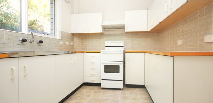 North Strathfield unit for rent