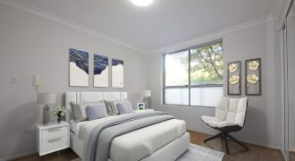Petersham renovated furnished studio apartment