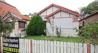 Homebush affordable 4 bed house