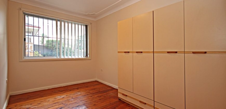 Greystanes 3 bed house with polished floors
