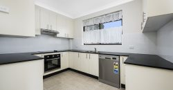 Five Dock stylish renovated 3 bed unit