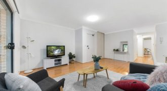Homebush west ground floor 2 bed unit