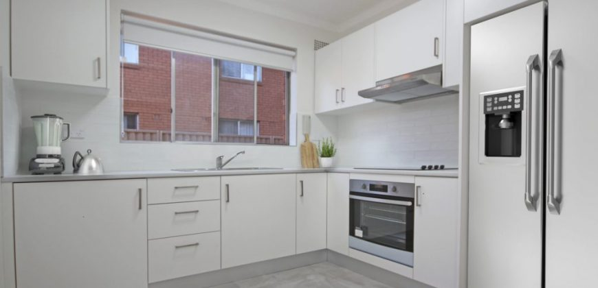 Liverpool 2 bed renovated unit for rent