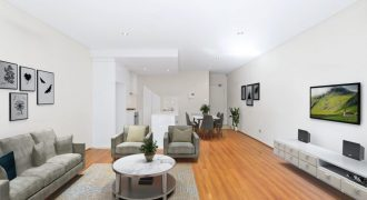 Homebush apartment with courtyard