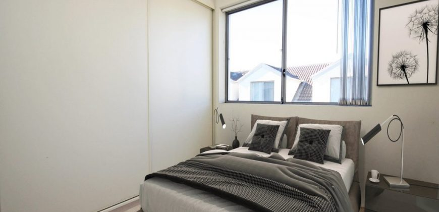 Homebush West 2 bed split level unit with garage