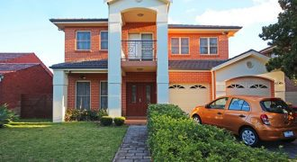 Strathfield 5 bedroom luxury house