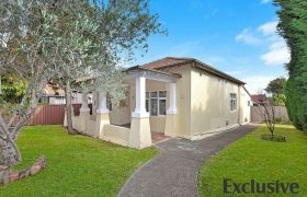 Enfield, NSW, 3-4 bed spacious house for rent