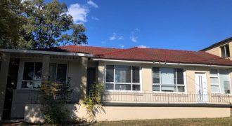 AVAILABLE NOW – 3 BEDROOM HOME