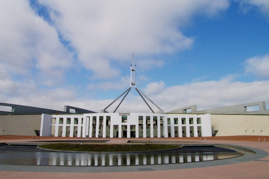 Parliament House, Canberra, ACT
