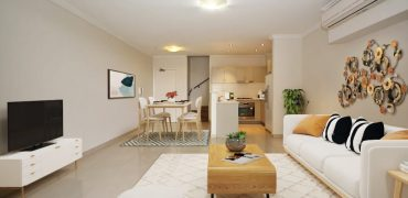 Homebush West 2 bed apartment with car space