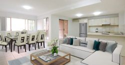 Homebush West spacious renovated 2 bed unit