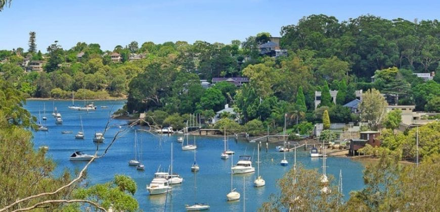 One bedroom unit with amazing views Lane Cove