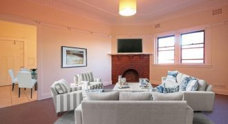 Art deco unit for rent Summer Hill NSW 2130
