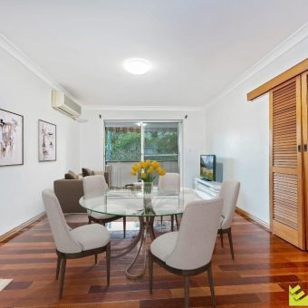 Affordable 2nd floor 2 bedroom unit Berala NSW