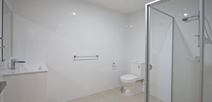 New 1 bedroom unit with study in Canterbury NSW 2193