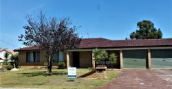 A CHARMING FAMILY HOME LOCATED WITHIN WILLETTON SENIOR HIGH SCHOOL ZONE