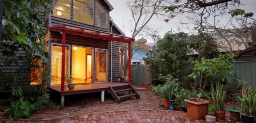 CHARMING AND RENOVATED CHARACTER HOME WITH CITY VIEWS