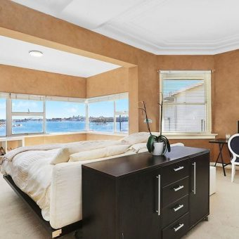 House for rent in Rosebay with spectacular Sydney views