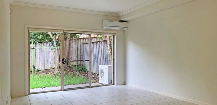 Perfect 3 bedroom townhouse for rent