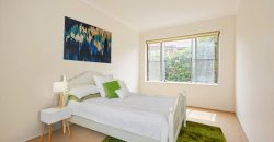 Freshly painted 2 bed rental unit in tranquil location Five Dock