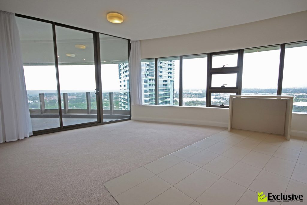 City living apartment in Sydney Olympic Park