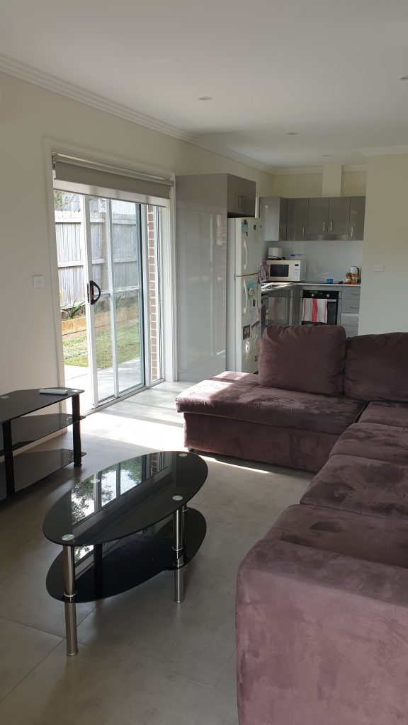 Granny flat for rent @ Eagle Vale