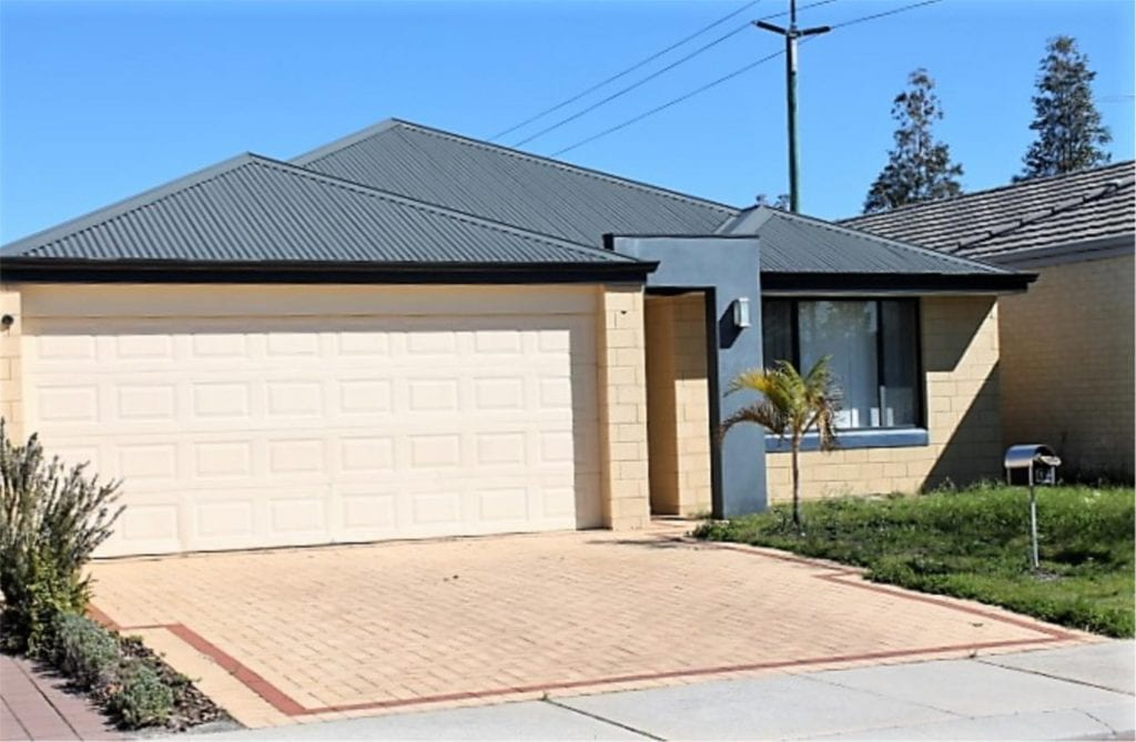 IDEALLY LOCATED MODEST FAMILY HOME