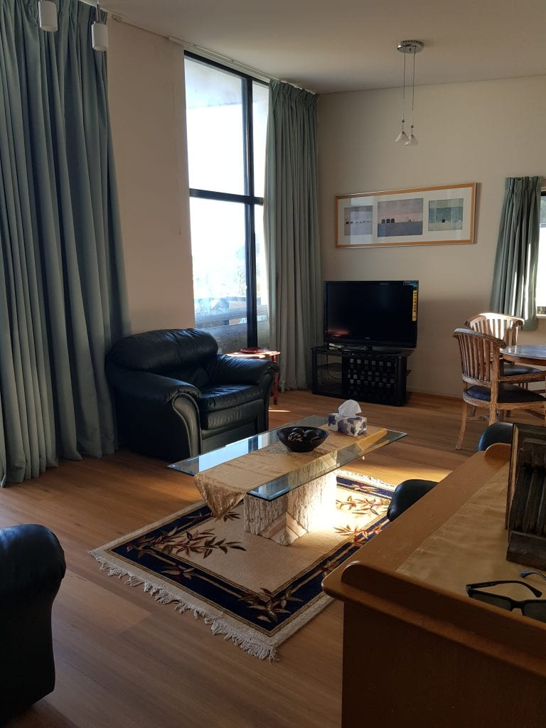 The Waldorf 2 bedroom fully furnished apartment