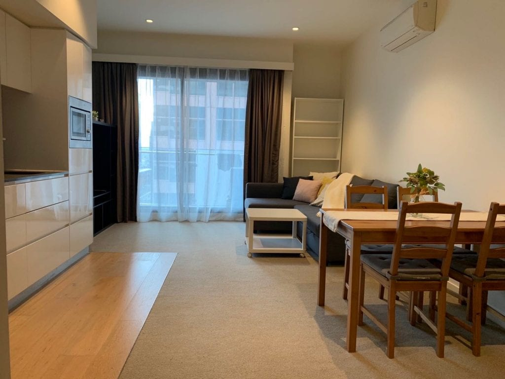 CBD best location, free tram zone, fully furnished ready to move in