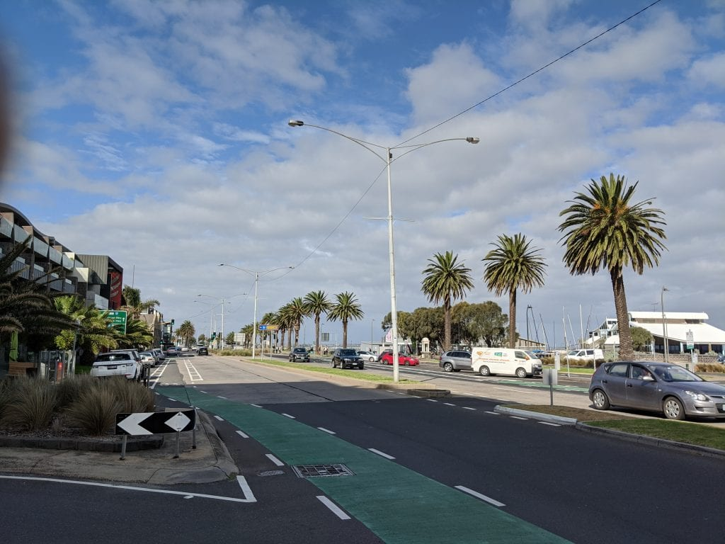 Port Melbourne. 50 metres from the beach. Fully Furnished. Amazing Price