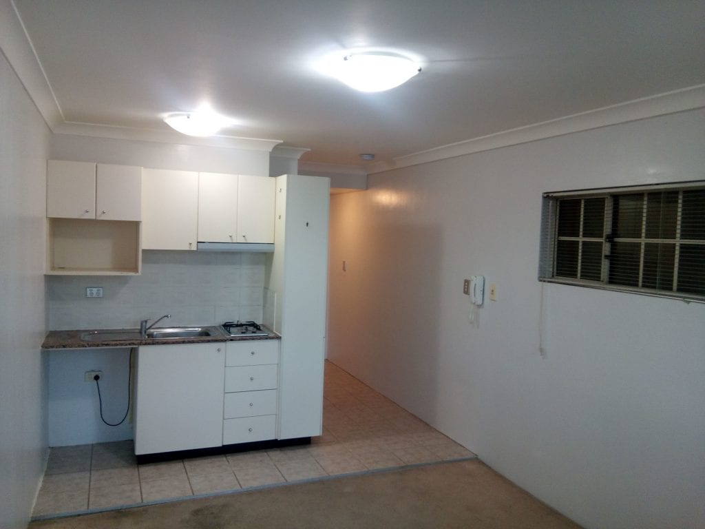 Studio unit, 1 bedroom, Auburn NSW 2144