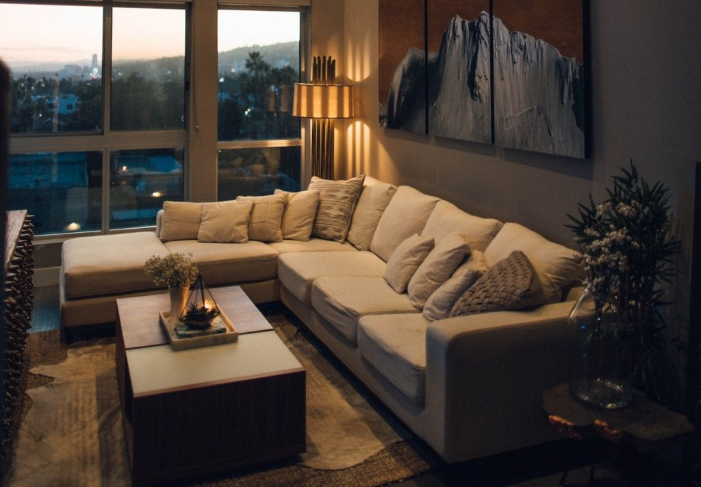 Rental interior design: What does your home say about you?