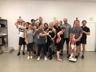 Sunshine Coast February 2019 Diploma Graduates