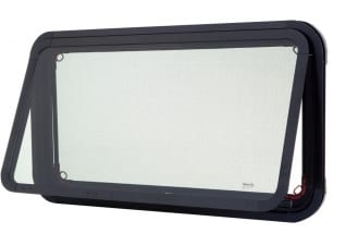 push wind out rv caravan motorhome window 1