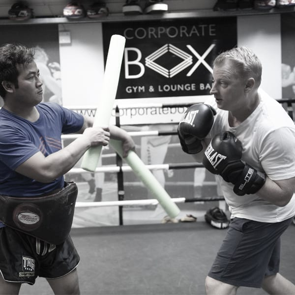 corporate box gym classes boxing 005