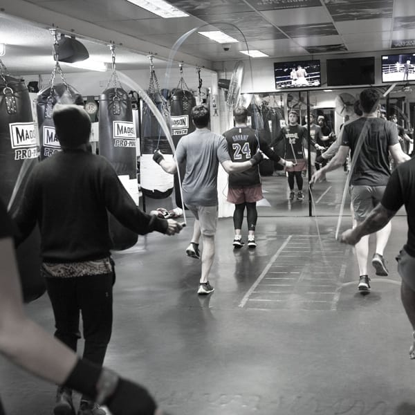 corporate box gym classes boxing 014