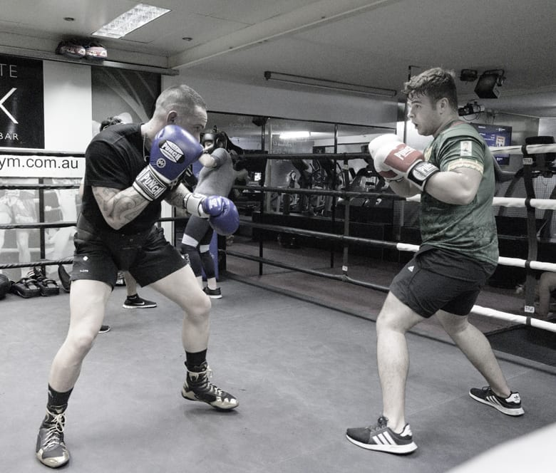 corporate box gym classes boxing