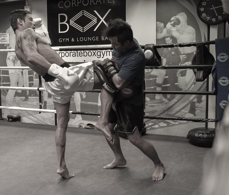 corporate box gym classes muaythai 006