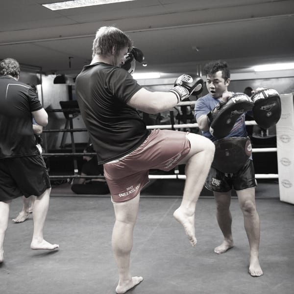 corporate box gym classes muaythai 007