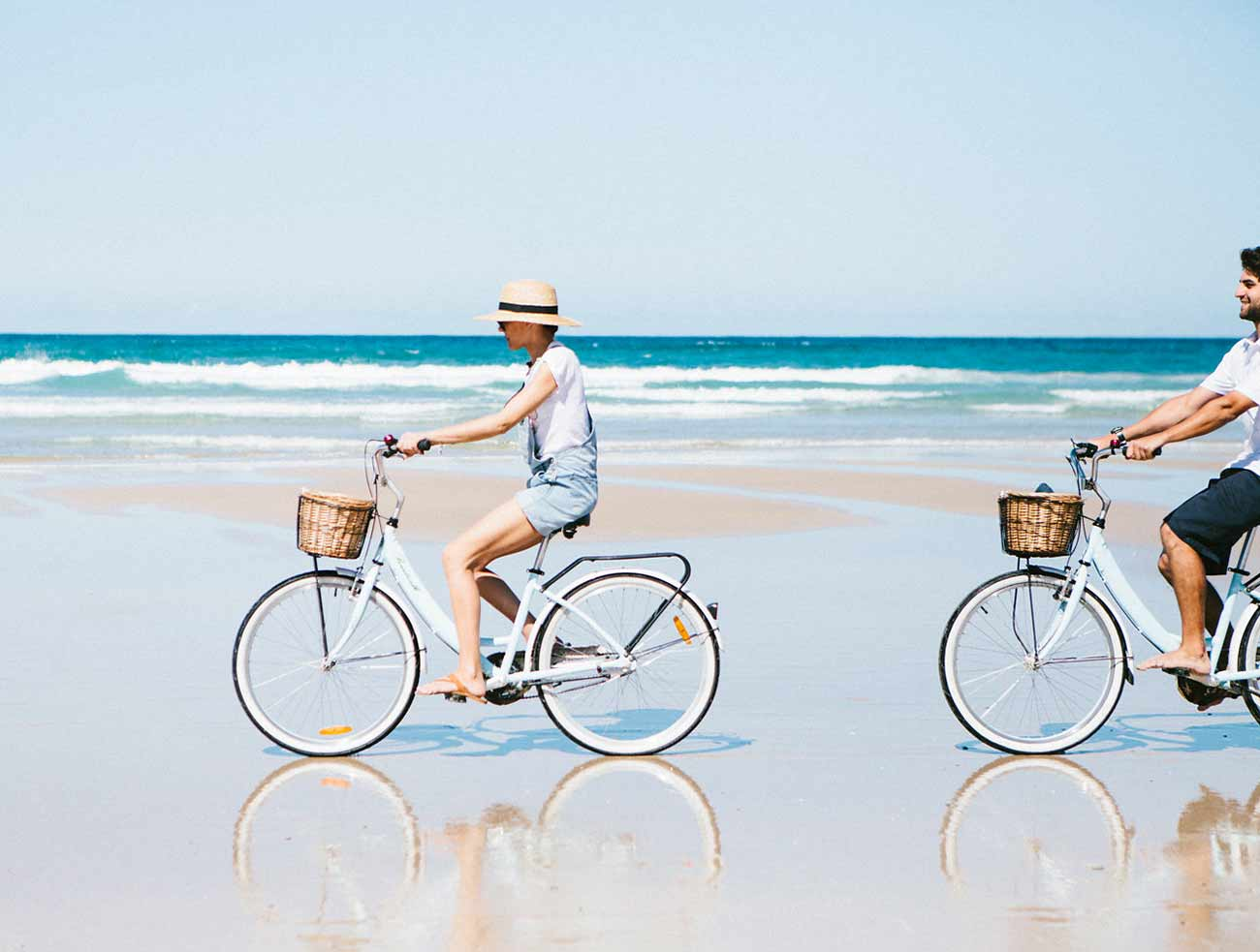 Complimentary Bicycles for Guest Use at Halcyon Hosue