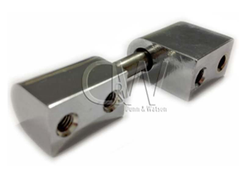 Stepped Pintle Hinge 40mm 2