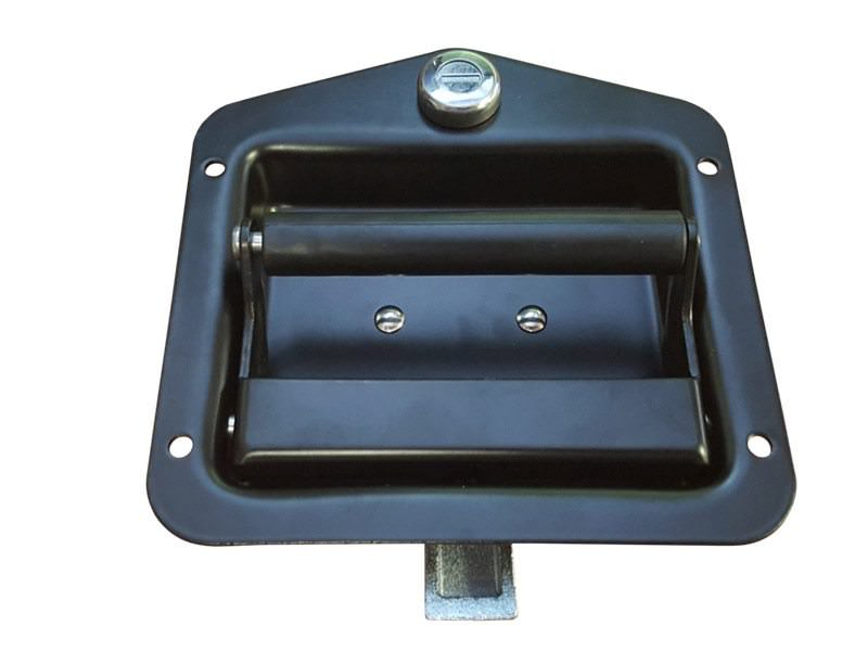Black Cargo Drawer Lock Handle2
