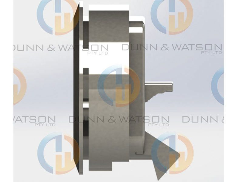 Stainless Steel Finger Pull Latch 3
