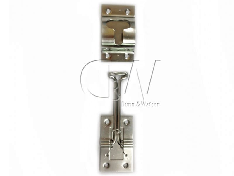 Door Retainer Stainless Steel 2