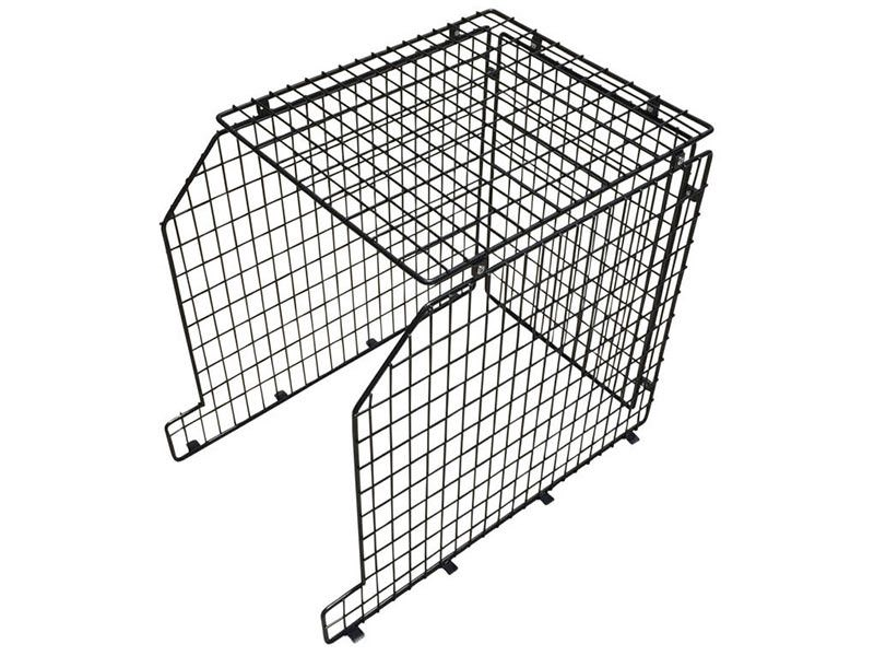 Fridge Slide Cage Barrier 2